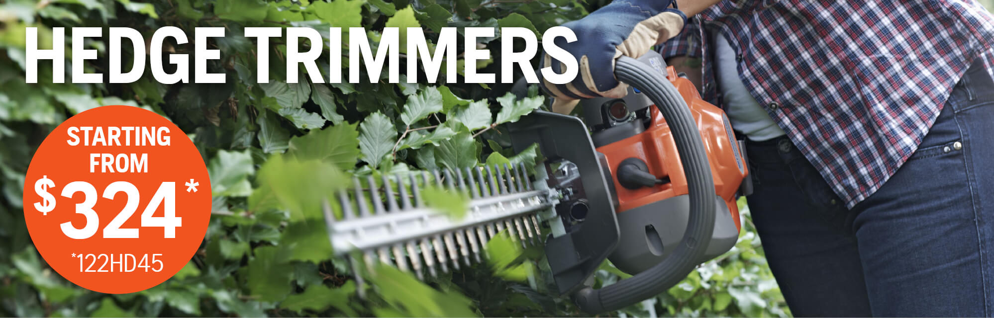 Spring Hedge Trimmers